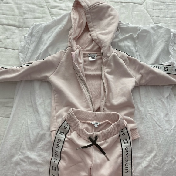 Givenchy Other - Givency girls track suit size 2